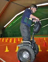 Segway Indoor